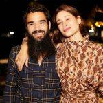 Caio Blat e Luisa Arraes-