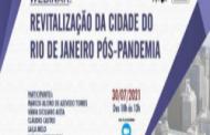 Revitalização do Rio de Janeiro é tema de Webinar pela EMERJ