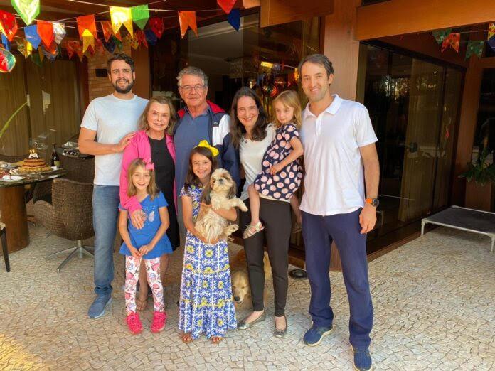 O aniversariante Marco Aurélio Mello se despede do STF