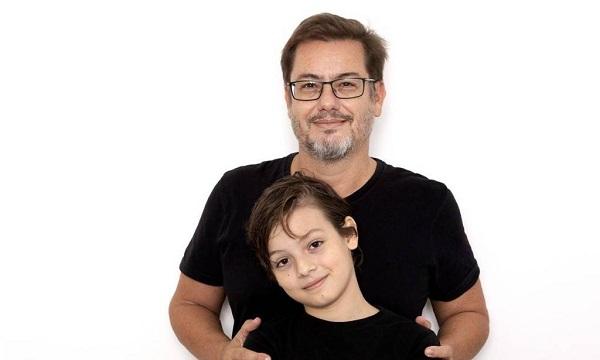 Léo Aversa e Martín pelas lentes de Marcela Venturin (Foto O Globo)