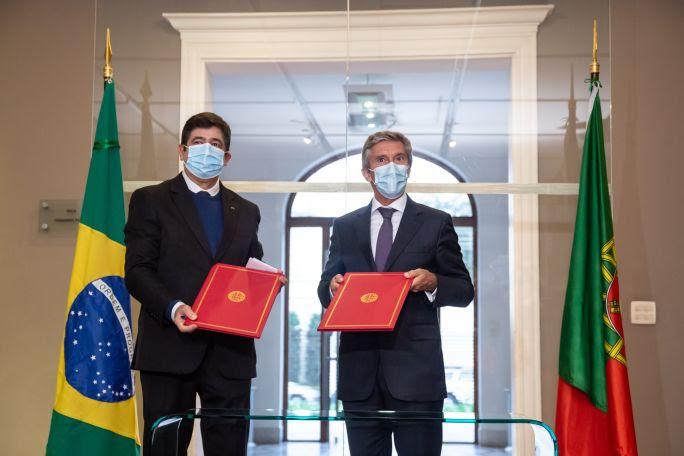 Portugal assina acordo para a participação na Bienal Internacional do Livro de São Paulo como país convidado de honra