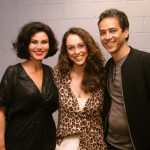 Anita Carvalho, Afonso, Nanda Carvalho