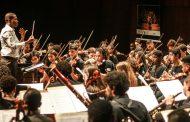 Orquestra Sinfônica Juvenil Carioca faz homenagem aos 200 anos da independência do México, em concerto no Palácio Guanabara