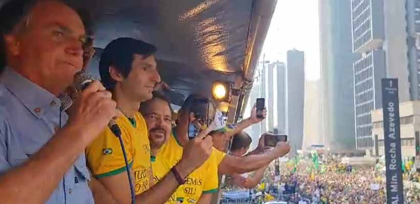 Quanto custou o show de Bolsonaro ?