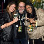 Bianca Santini, Silvio Luiz e Rosi Paranhos