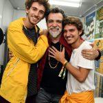 Gabriel Lara, Moska e Tom Karabachian