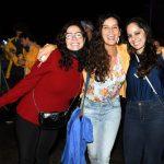 Mirna Brasil Portella, Isabelle Borges e Claudia Mauro