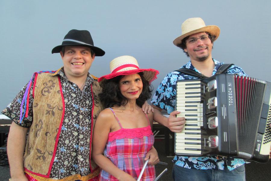 """Música no Museu apresenta """"Sons do Brasil"""""""