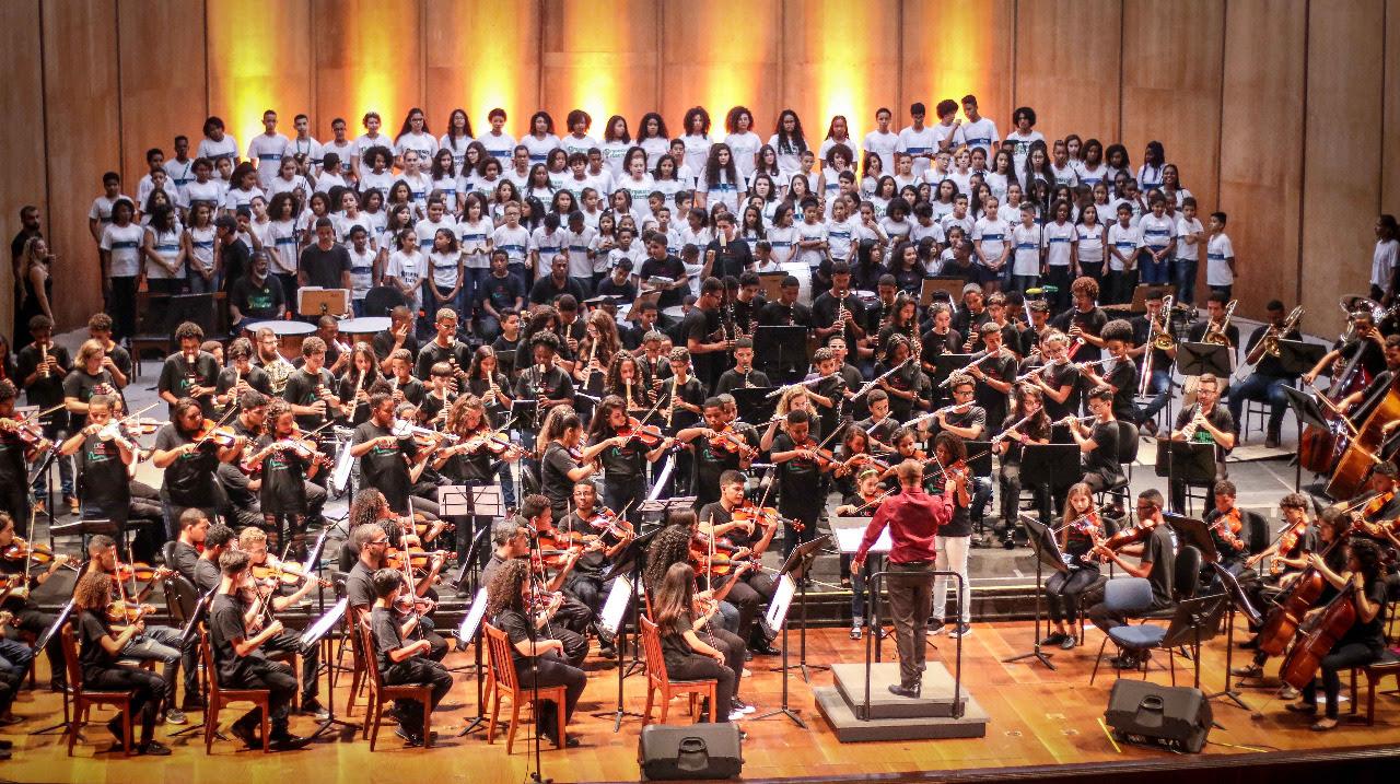 Concerto em homenagem a Espanha